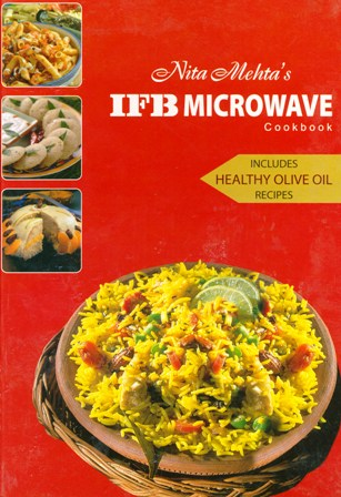 Ifb microwave cookbook ifb microwave cookbook nita mehta front cover forumfinder Choice Image